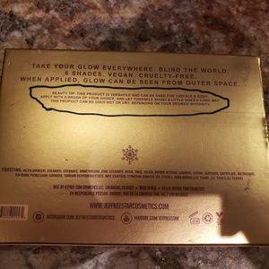 BEWARE of fake Jeffree Star pro palettes!